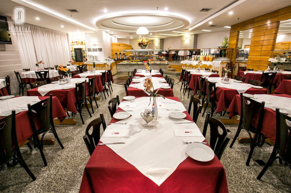 Restaurante do Scorial Rio Hotel