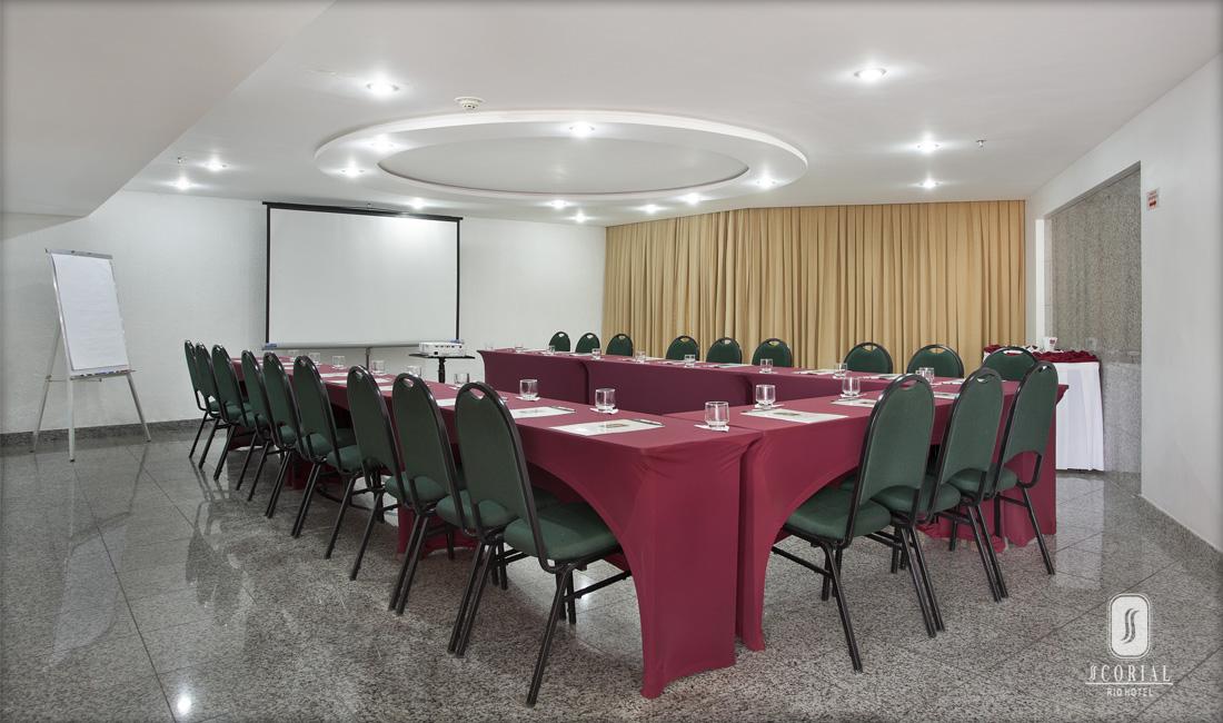 Salão de eventos do Scorial
